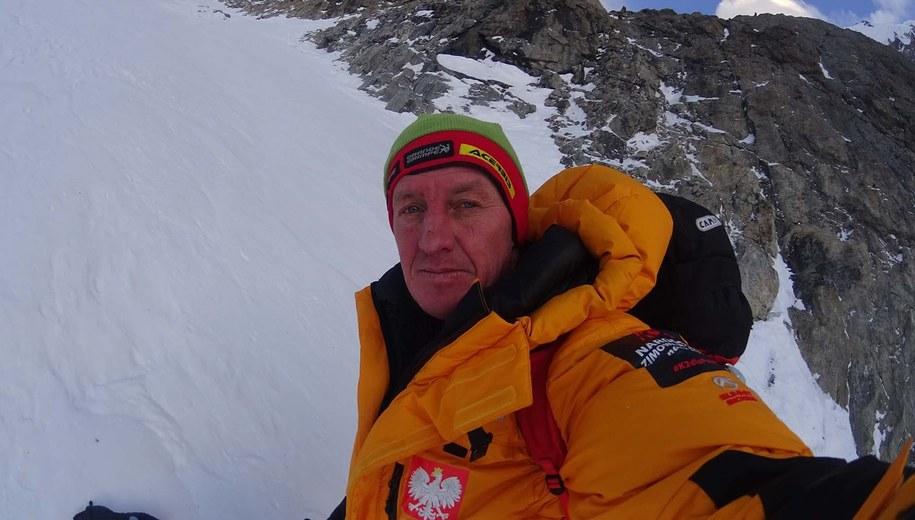 Denis Urubko /foto. Polski Himalaizm Zimowy 2016-2020 im. Artura Hajzera/Facebook /Facebook