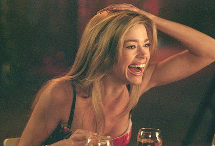 """Denise Richards w filmie """"Undercover Brother"""" /AFP"""