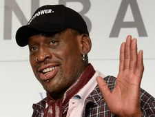 Dennis Rodman oskarżony o spowodowanie wypadku