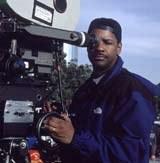 """Denzel Washington na planie """"Antwone Fisher"""" /"""