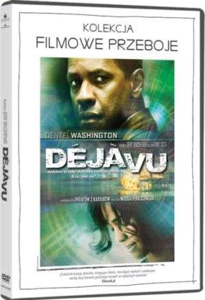 Denzel Washington w filmie Deja vu. /materiały prasowe