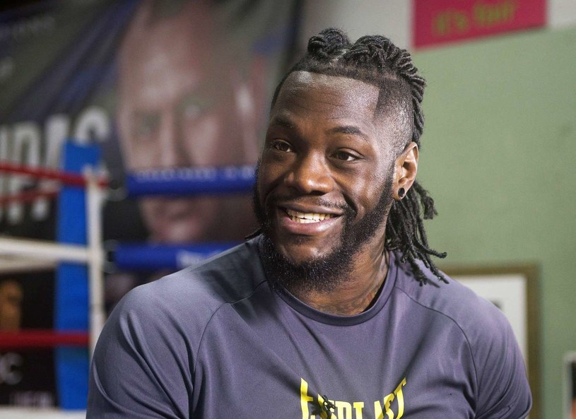 Deontay Wilder /AFP