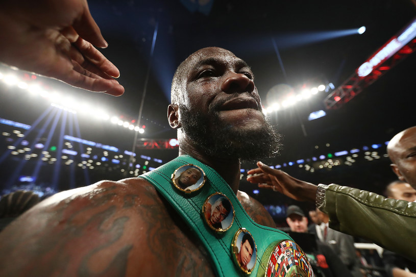 Deontay Wilder /Al Bello /Getty Images