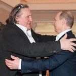 Depardieu otrzymał rosyjski paszport