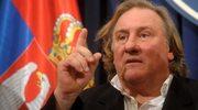 Depardieu: Piję do 14 butelek alkoholu dziennie