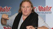 Depardieu stracił prawo jazdy