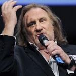 Depardieu w duecie z córką prezydenta