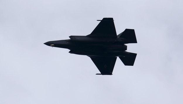 Departament Stanu USA poparł sprzedaż Polsce myśliwców F-35