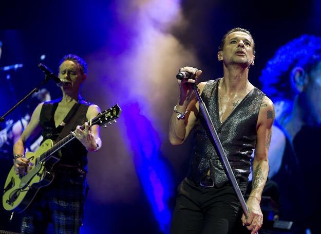 Depeche Mode mają wielu wiernych fanów w Polsce /arch. AFP