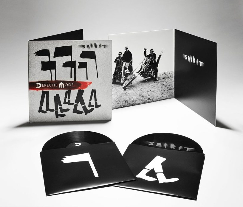 "Depeche Mode ""Spirit"" /materiały prasowe"