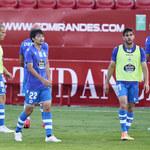 Deportivo La Coruna, mistrz z 2000 roku, spadło do trzeciej ligi