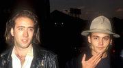 Depp pomaga Cage'owi