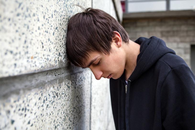 Depresję można leczyć /123RF/PICSEL