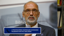 Derby Cracovia – Wisła. Prof. Andrzej Nowak dla Interii: Są nadzieje dla Wisły. wideo