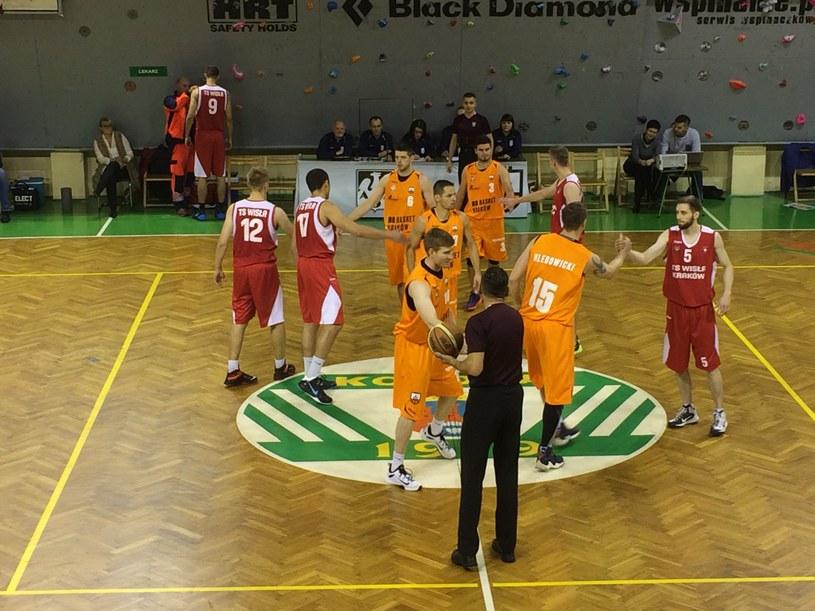 Derby Krakowa /Kamil Kania /INTERIA.PL