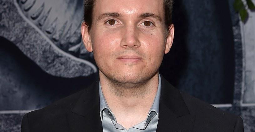 "Derek Conolly - twórca fabuły do filmu ""Jurassic World"" /AFP"