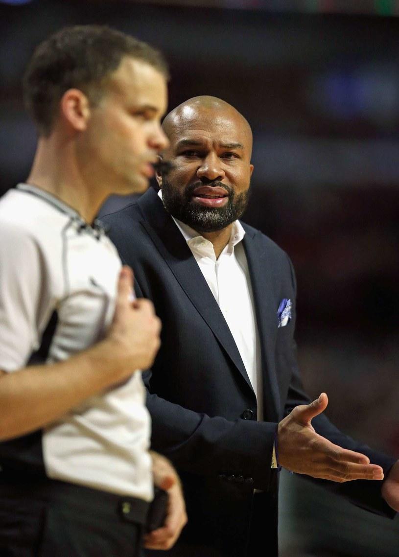 Derek Fisher nie jest juz trenerem New York Knicks /AFP