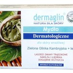Dermatologiczne mydło z glinką kambryjską i lnem