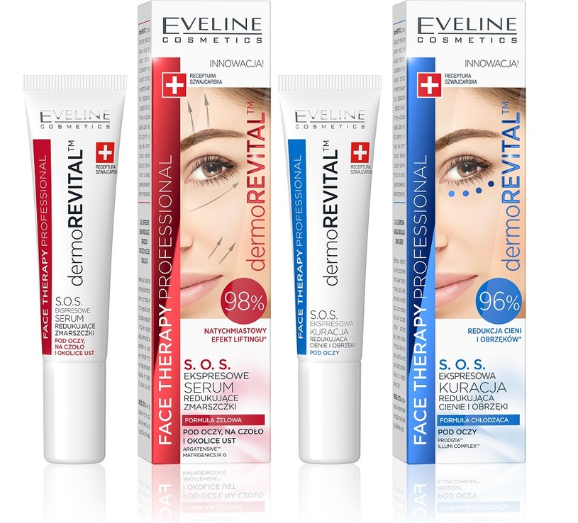 DermoREVITAL z serii FACE THERAPY PROFESSIONAL Eveline Cosmetic /INTERIA.PL/materiały prasowe