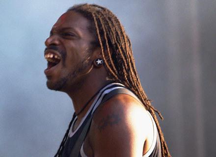 Derrick Green (Sepultura) - fot. Simon Frederick /Getty Images/Flash Press Media