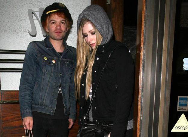 Deryck Whibley i Avril Lavigne byli małżeństwem przez cztery lata /Splashnews