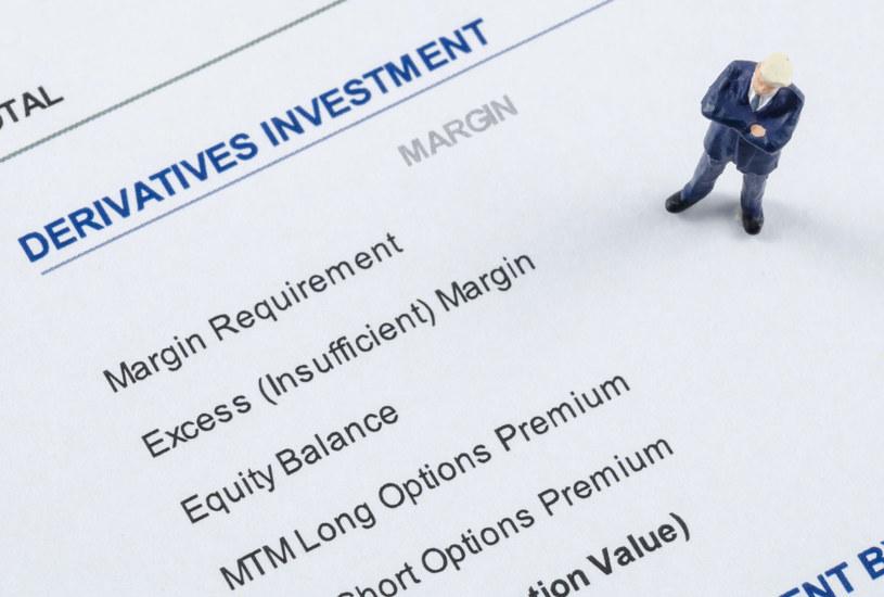 Derywaty zajmują aktualnie największą część światowych inwestycji /123RF/PICSEL