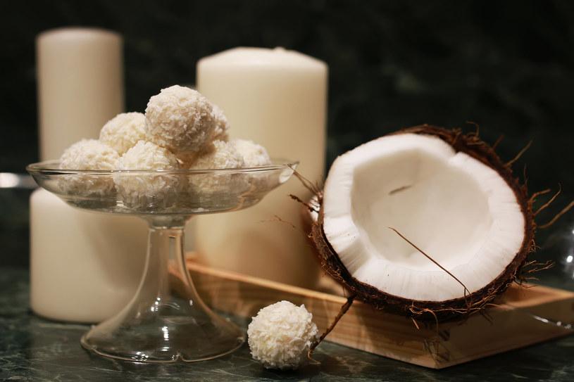 Deser dla miłośników kokosowego smaku