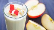 Deser jabłkowy z jogurtem