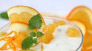 Deser pomarańczowy