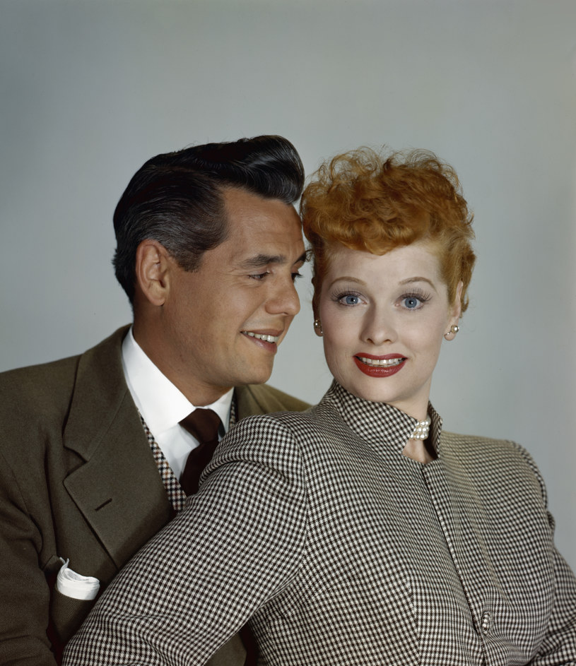 Desi Arnaz i Lucille Ball /Archive Photos /Getty Images