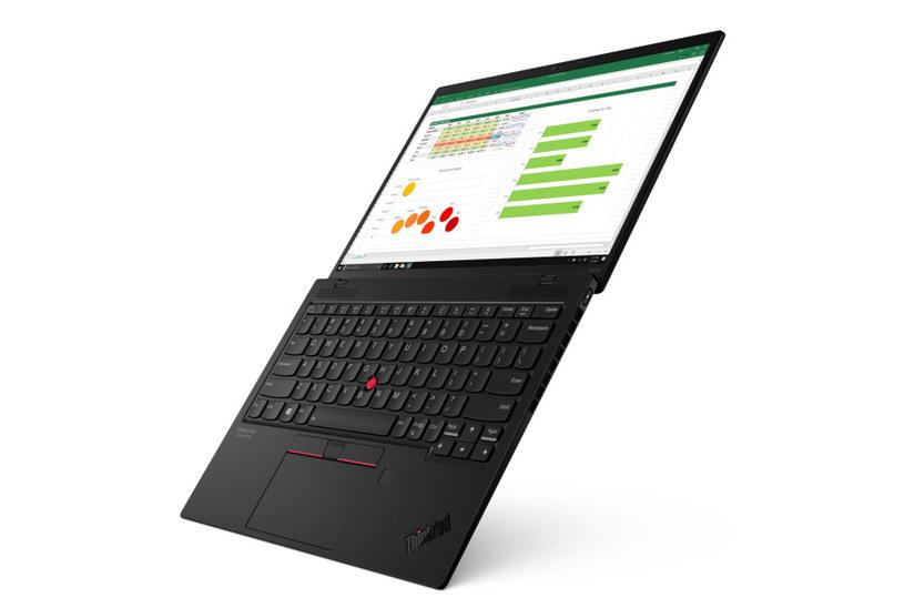 Design, zastosowane materiały i wykonanie ThinkPad X1 Nano robią wrażenie/ materiały promocyjne /materiały promocyjne