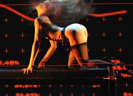 """""""Desirs"""" w paryskim Crazy Horse, 14 września 2009 /AFP"""