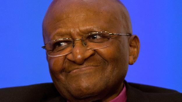 Desmond Tutu - i kilku innych noblistów - domaga od stacji NBC rezygnacji z show / fot. D. Berehulak /Getty Images/Flash Press Media