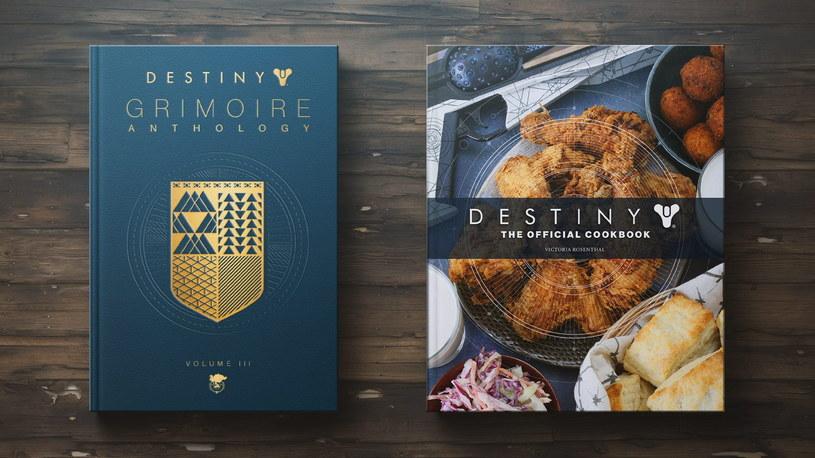 Destiny: The Official Cookbook /materiały prasowe