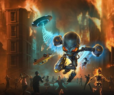 Destroy All Humans! - recenzja