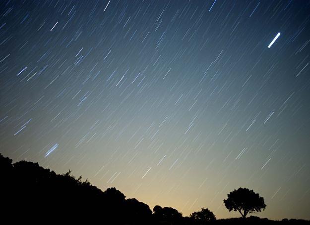 Deszcz meteorytów na hiszpańskim niebie, 13 sierpnia 2010 r. /AFP