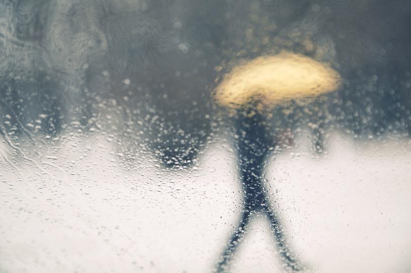 Deszcz prawie w całym kraju /123RF/PICSEL