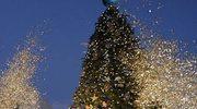 Deszcz życzeń noworocznych na Times Square