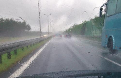 deszcz /Motor