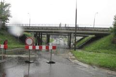 Deszczówka zalała Płock