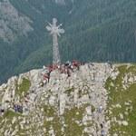 Detektor burzowy informuje o zagrożeniu w górach