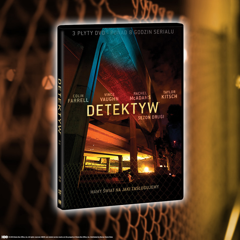 """Detektyw"": Drugi sezon serialu od 11 maja na DVD /materiały dystrybutora"