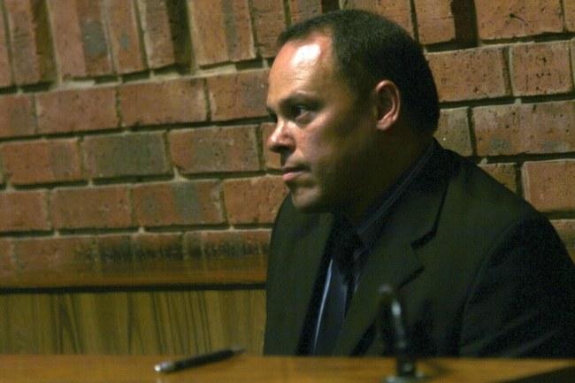 Detektyw Hilton Botha /TJ LEMON /PAP