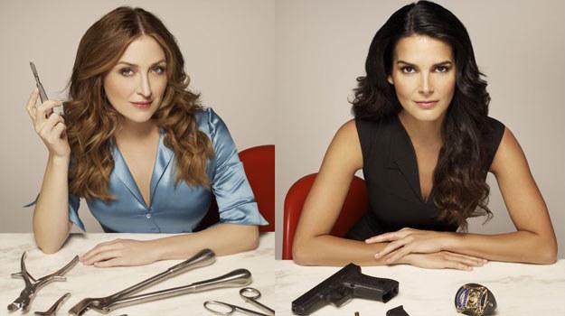 Detektyw Jane Rizzoli i patolog Maura Isles to najlepsze przyjaciółki. /TVN