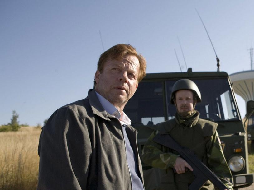 Detektyw Kurt Wallander (Krister Henriksson) - oficer policji z Ystad. /materiały prasowe