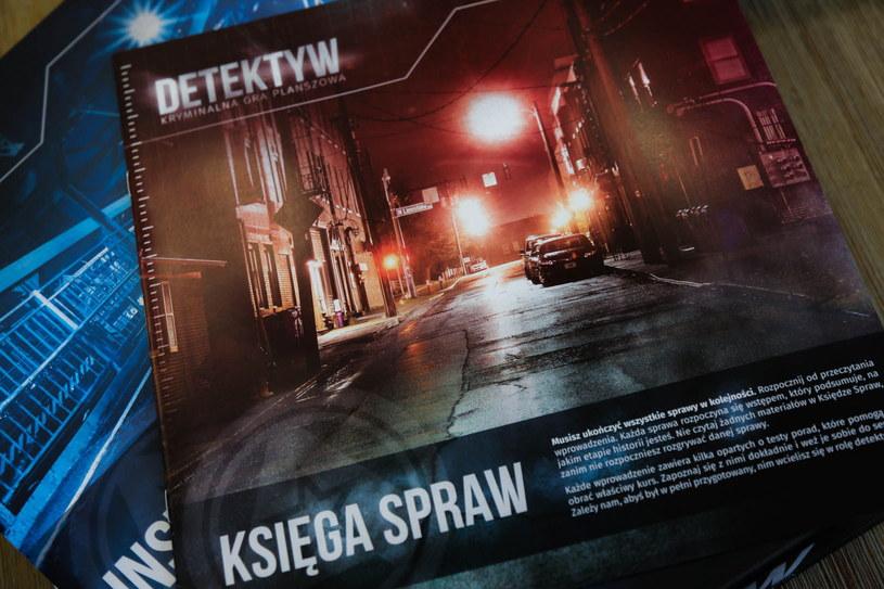 Detektyw /materiały prasowe