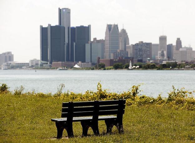 Detroit miasto upadłe /AFP