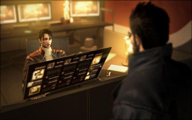 Deus Ex: Brakujące Ogniwo - motyw graficzny /Informacja prasowa