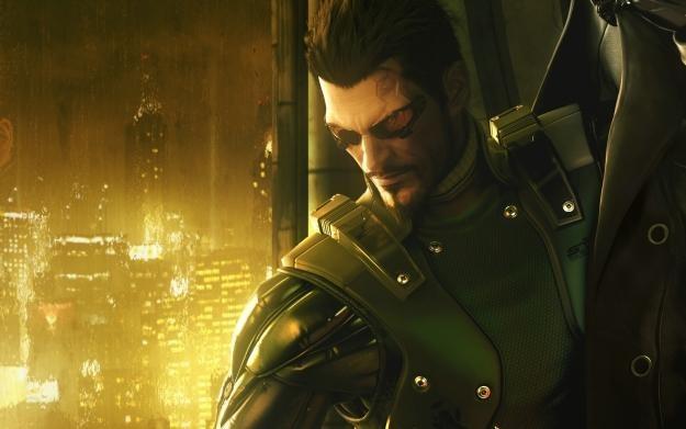 Deus Ex: Bunt Ludzkości - motyw graficzny /Informacja prasowa