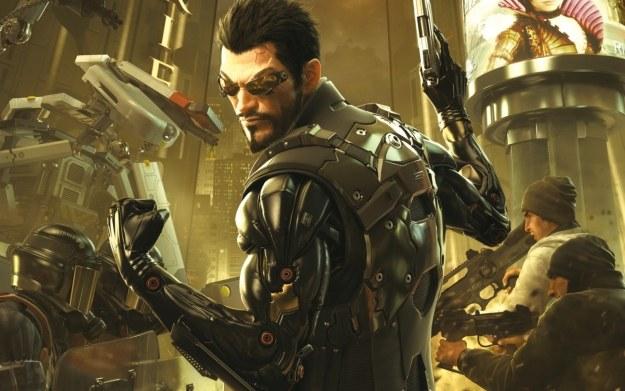 Deus Ex /materiały prasowe